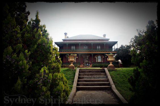 Australia S Most Haunted House Monte Cristo Homestead