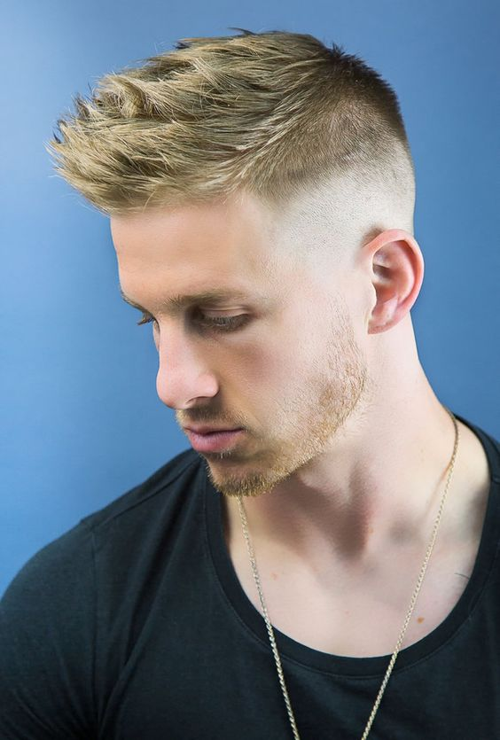 The Definitive Guide To High Tight Haircuts Meilleures Coupes De Cheveux Coupe De Cheveux Coiffure Homme