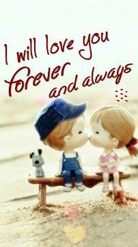 Te amare por siempre ♡ #Love