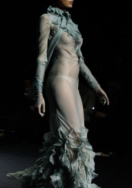 A dream to attend. John Galliano Fall Winter 2012-13, Paris Fashion Week. #runway #fashionweek #fall2012 #allaboutme