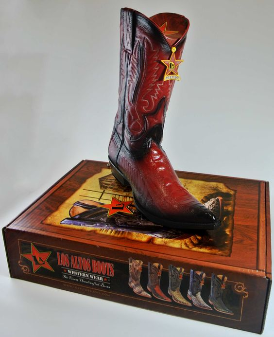 Lo nuevo de Los Altos Boots