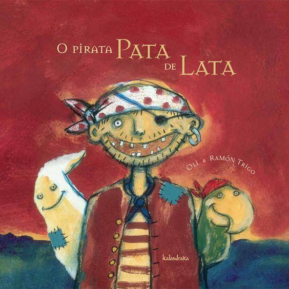 A este feroz pirata le llaman Pata de Lata. Sin vergüenza ni sonrojo se puso un parche en un ojo. Lleva también una espada, algo rota y oxidada.