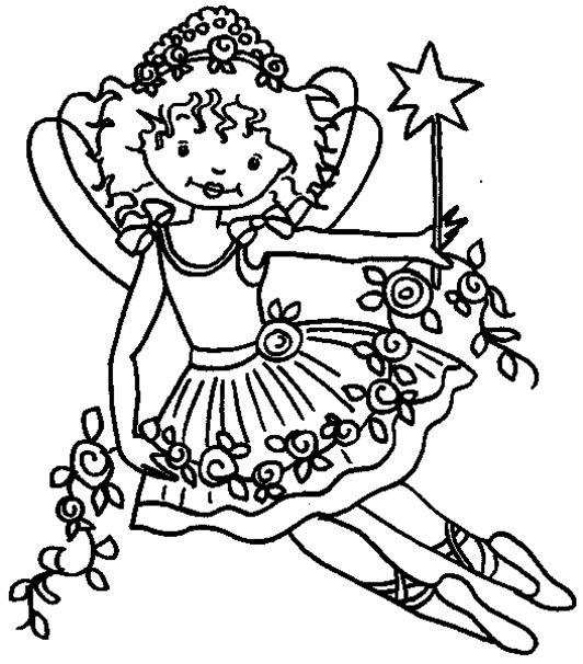 princess lillifee   coloring pages for girls   pinterest