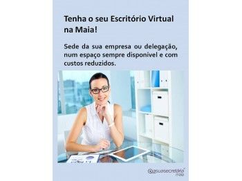 Escritório Virtual na Maia
