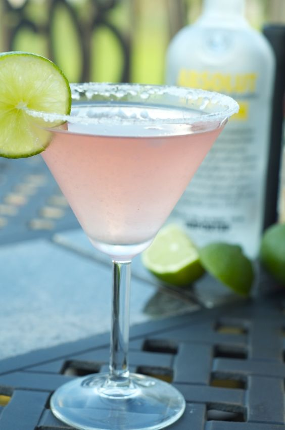 This IS the perfect classic cosmo recipe. Sex in the City might have made this drink popular, but its delicious refreshing taste keeps it top on my list!