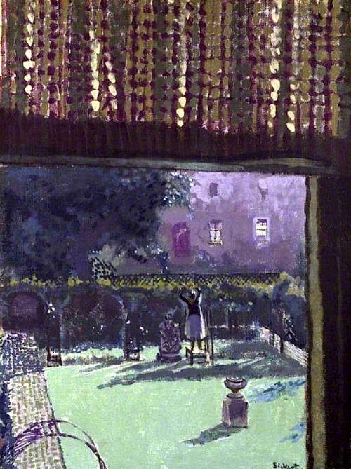 Pierre-Jean Maurel - bofransson:  Laineys garden Walter Sickert