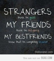 strangers friends best friends