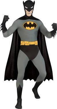 Batman Skin Suit Adult
