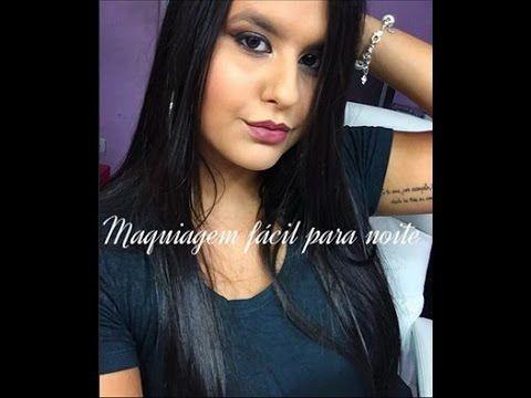 Assista esta dica sobre Maquiagem fácil  - By: Karine Corrêa e muitas outras dicas de maquiagem no nosso vlog Dicas de Maquiagem.