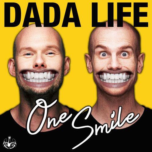 Dada Life – One Smile (single cover art)