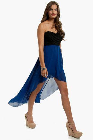 Cirrus Hi-Low Dress $40   http://www.tobi.com/product/47661-tobi-cirrus-hi-low-dress?color_id=62563