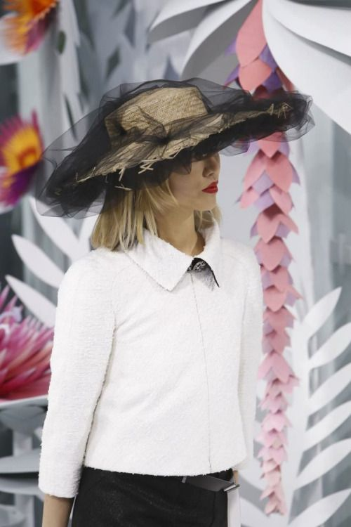 Chanel Couture Spring 2015