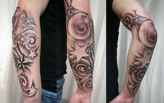 #arm #tattoos www.tattoogalleria.com