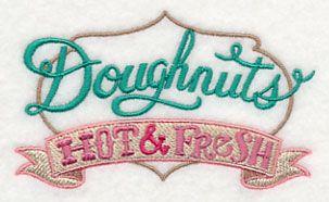 Doughnuts - Hot & Fresh-9/26/16