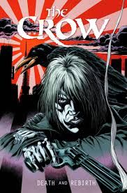 the crow comic book - Google Search