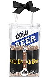 Beer Ice Bag Gift Set