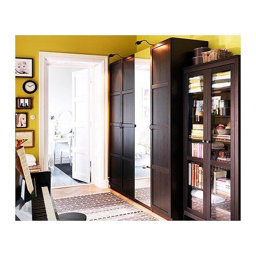 Mirror Door, Ikea Pax Vikedal Mirrored Wardrobe Doors