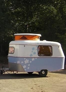 Eriba Puck 2 birth 1970's caravan for sale | United Kingdom | Gumtree