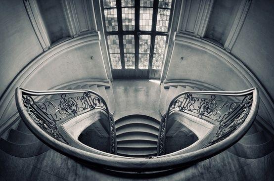 Escaleras de Sven Fennema por JustLinnea
