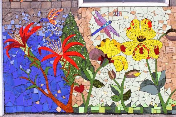 Trabalhos em Mosaico: Chile