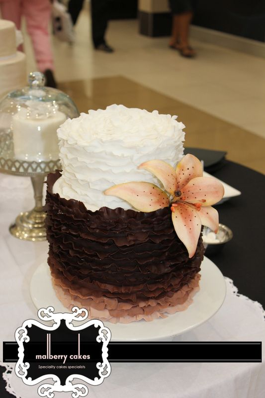 Wedding Cakes - Malberry Cakes
