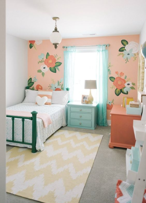 Kids Space with Design Loves Details - Nesting With Grace
