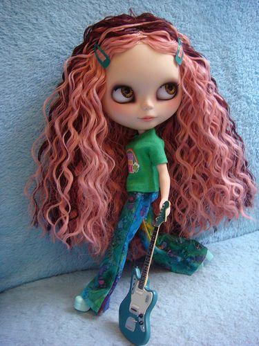 Soy la caña! (via howlita)  Hair Idea: