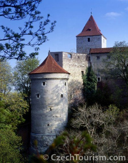 Prague Castle - Daliborka tower