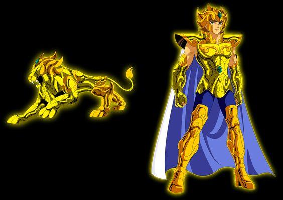 Aiolia  ♌ Cavaleiros de Ouro