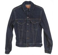 Interest in a denim jacket never fades.