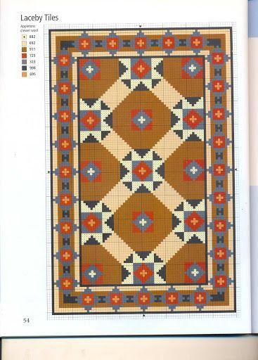 Alfombras para casa de mu ecas alfombras miniatura en - Alfombras de casa ...