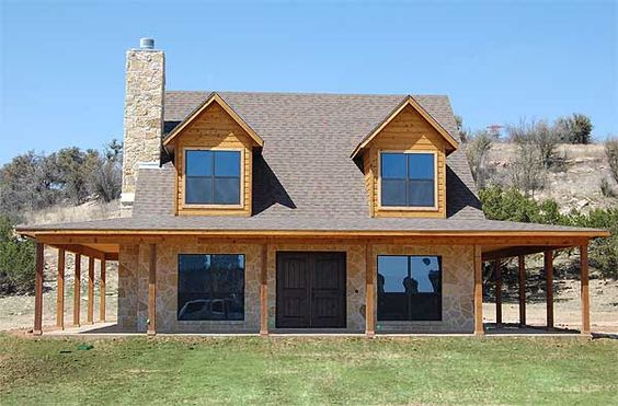 Plan 3000d special wrap around porch wraps house and for Barn style house plans with wrap around porch