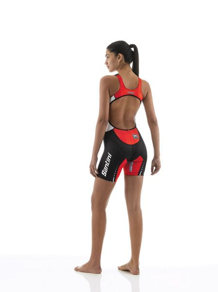 Santini US - Cycling Clothing and Accessories - SLEEK Elite Triathlon Suit for women, $180.00 (http://www.santinius.com/women/sleek-elite-triathlon-suit-for-women/)