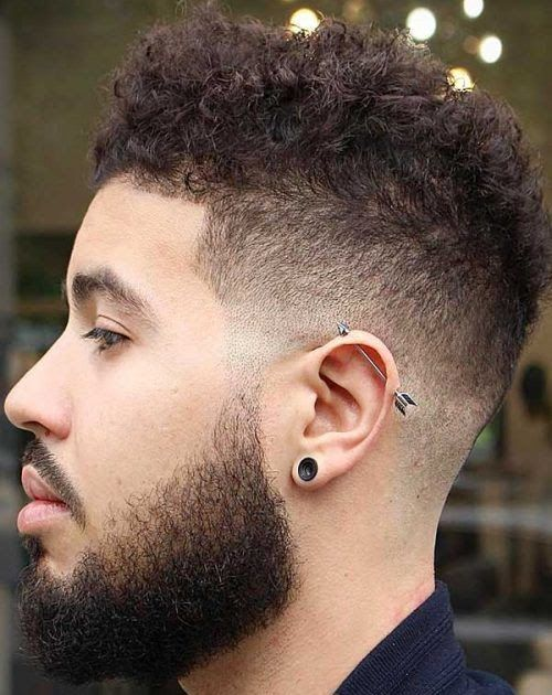 35+ Mens hairstyles for thick coarse curly hair trends