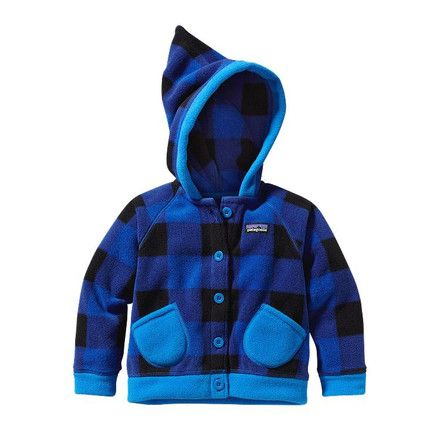 PatagoniaSwirly Top Fleece Jacket - Infant Boys&39   Baby