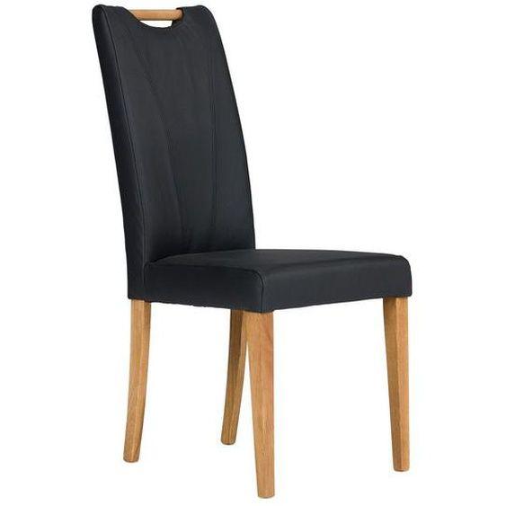 Massivum Stuhl Aus Spaltleder Massiv 2er Set Polsterstuhl Aus