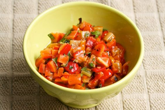 Red Pepper Salsa