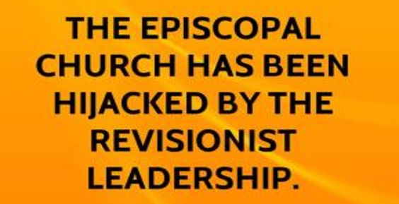 The Episcopal Church: Revisionism, Mission Impossible and Sexual Depravity | Virtueonline – The Voice for Global Orthodox Anglicanism
