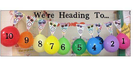 Getting Ready for the Last 10 Days of Kindergarten!: