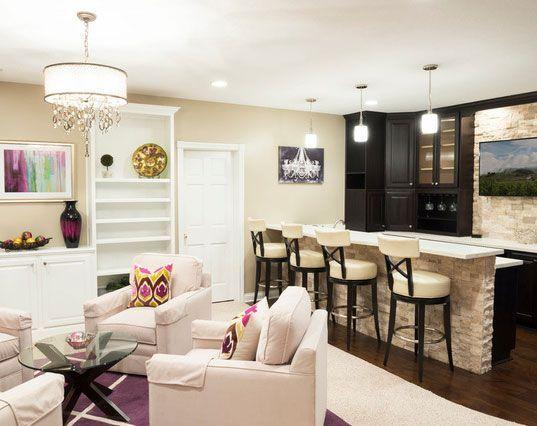 Basement Remodeling Company 45 amazing luxury finished basement ideas | home remodeling