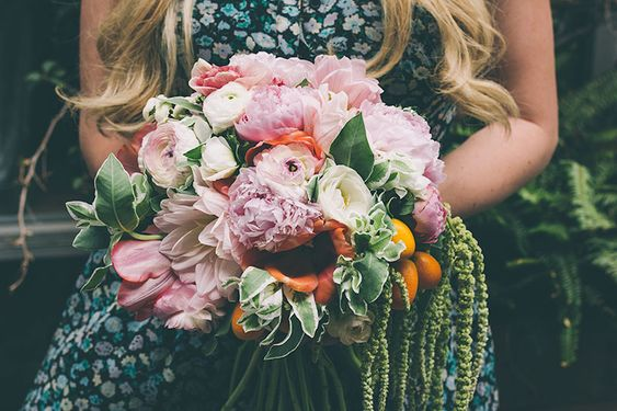 How to Make a Beautiful Mother's Day Bouquet