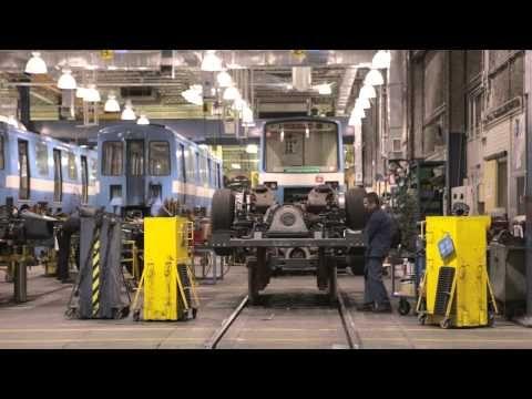 GN ! Le métro montréalais aime le développement durable - lesgoodnews