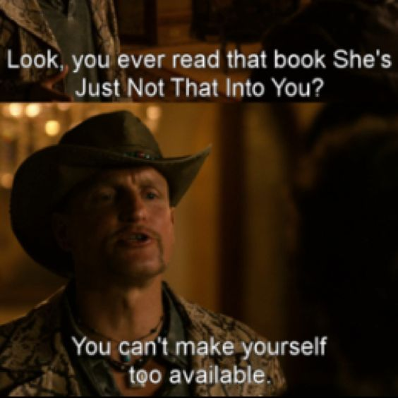 Funny Sayings And Quotes From Movies: Zombieland Quote. Love Woody Harrelson!