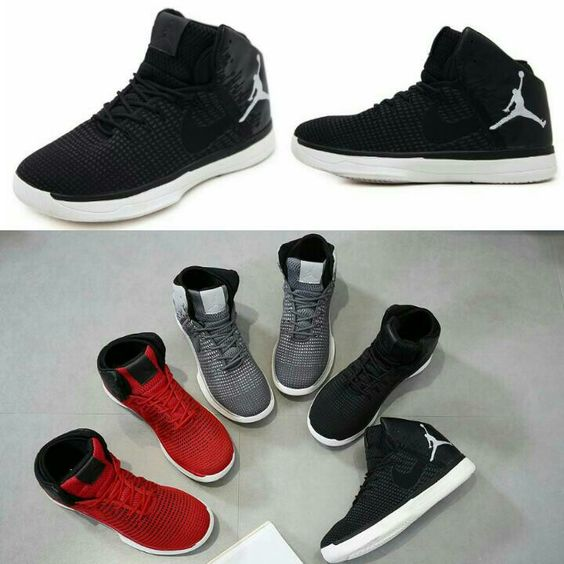 Sepatu Nike Air Jordan Flight Speed Premium Code 1708 Heels 3
