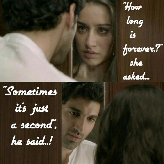 How Long Is Forever...? #Aashiqui 2