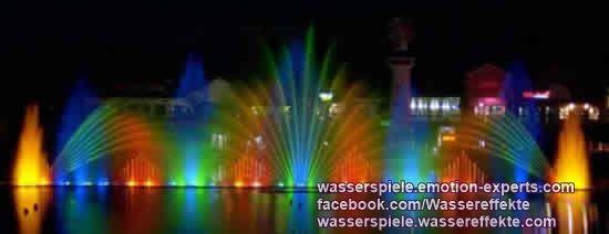 Cedc55ef09eceaf587c3169dd9efa88f in Wasserspiele Springbrunnen Wassereffekte Wasserorgel Wasserattraktion Wassershow Wasserevent