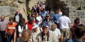 Ανάμεσα στους προτιμητέους ευρωπαϊκούς προορισμούς για τους Αμερικανούς, η Ελλάδα
