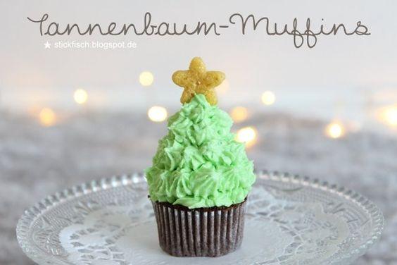 Tannenbaum-Muffins