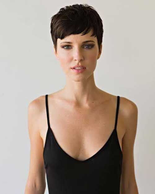Cutest Pixie Styles für Sie  #frisyrer #Frisuren #coiffures #hairstyles #причесок #зачісок #χτενίσματα