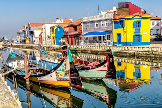 Instagram friendly spots in Aveiro